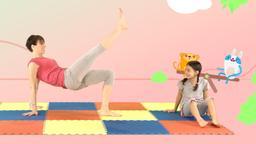 Favola Yo Yoga, il bimbo triste