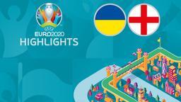 Ucraina - Inghilterra. Quarti