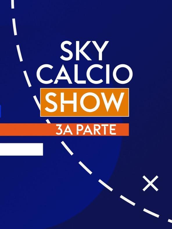 Sky Calcio Show   (diretta)