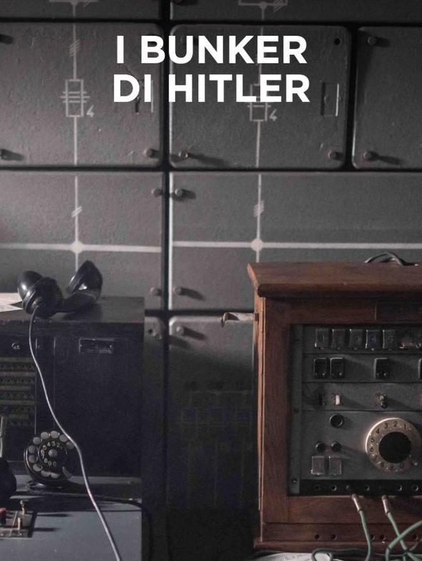 I bunker di Hitler
