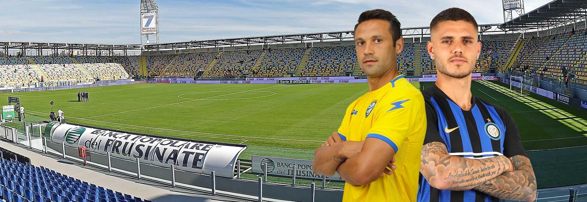 Frosinone - Inter