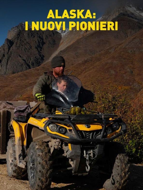 S1 Ep1 - Alaska: i nuovi pionieri