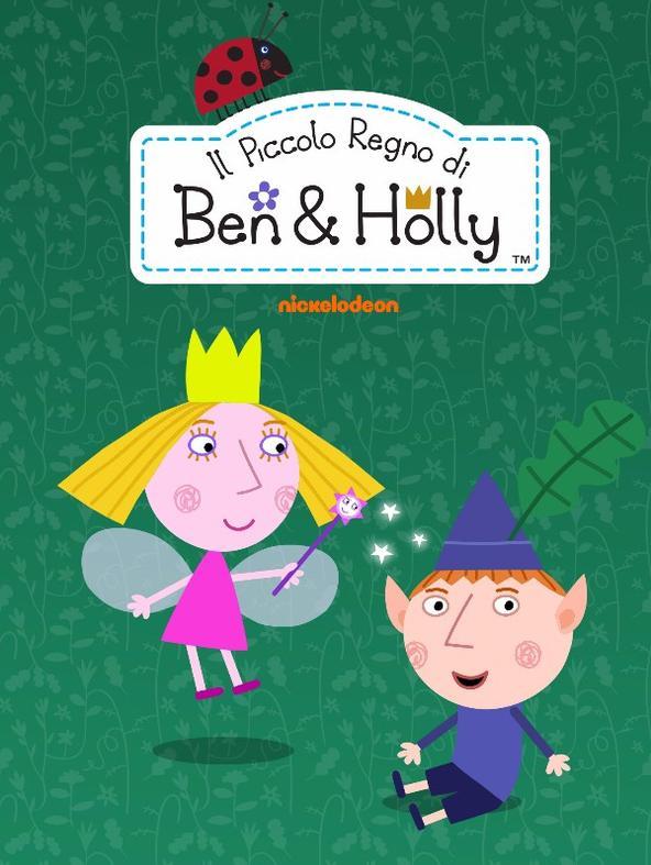Il piccolo regno di Ben e Holly - Stag. 1 Ep. 28