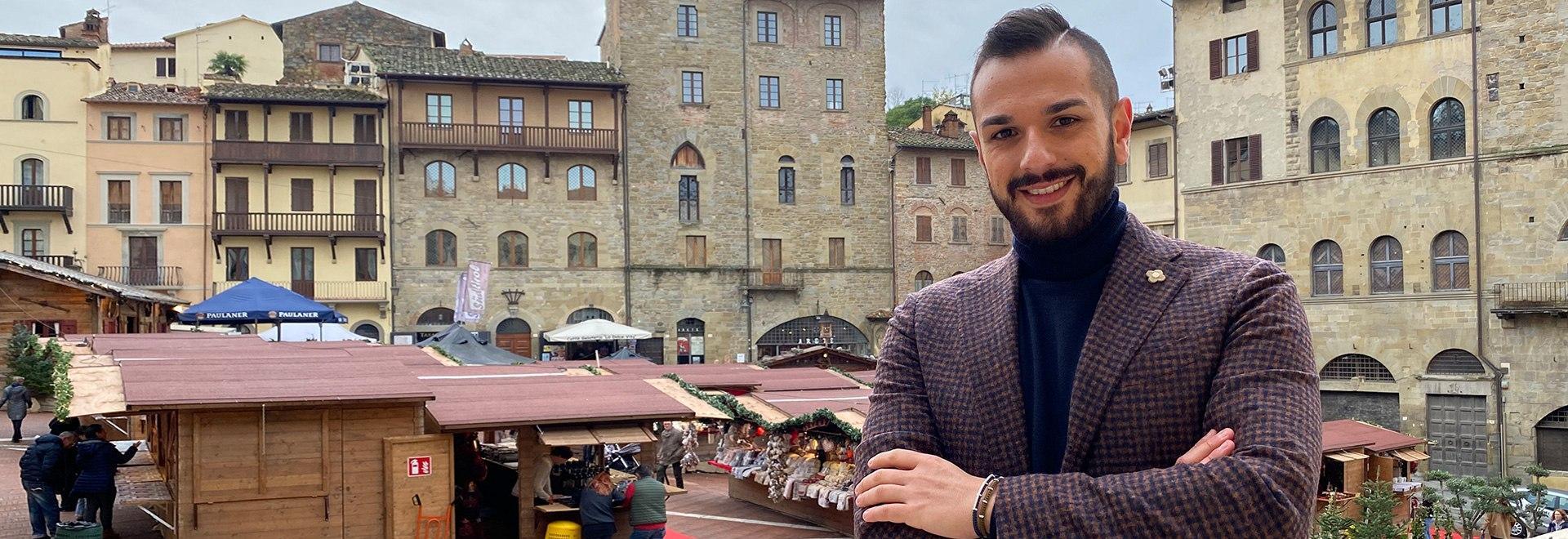 Arezzo e Montepulciano