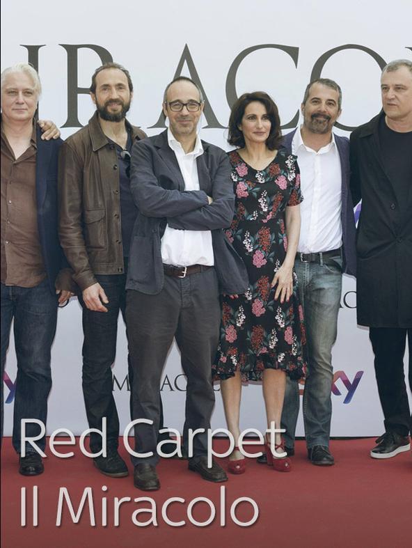Red Carpet Il Miracolo