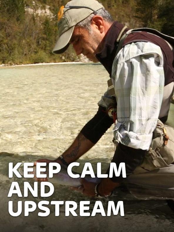 Keep Calm and Upstream 4