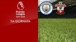 Man City - Southampton. 11a g.