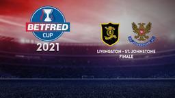 Livingston - St. Johnstone. Finale