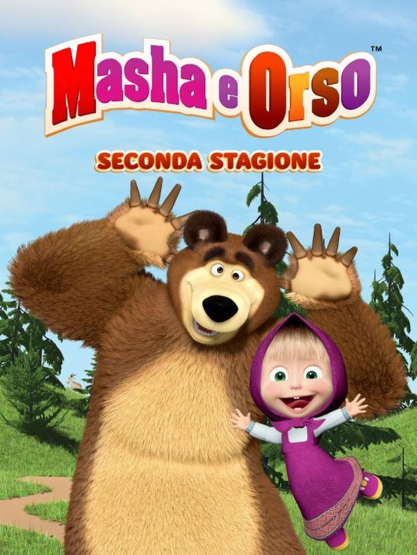 S2 Ep1 - Masha e Orso