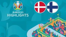 Danimarca - Finlandia. 1a g. Gruppo B