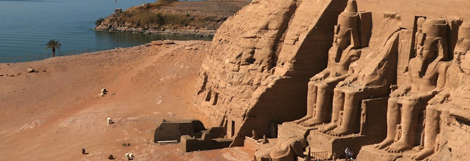 Abu Simbel - Un trasloco faraonico