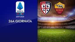 Cagliari - Roma. 26a g.