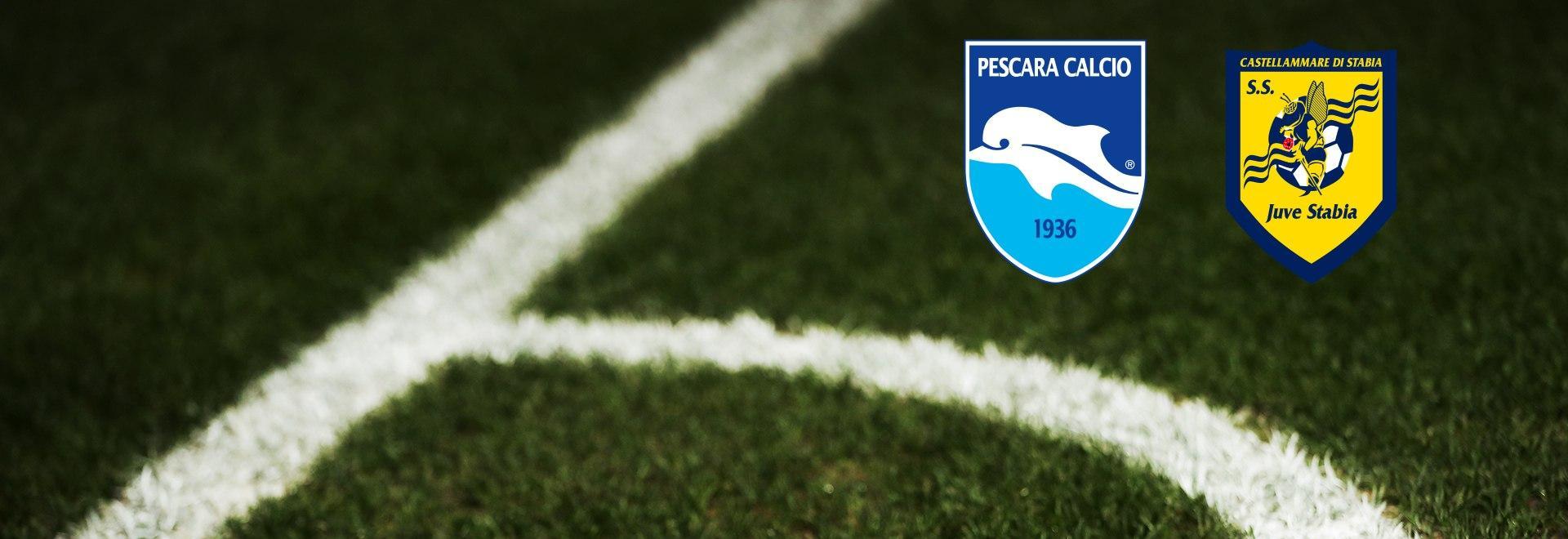 Pescara - Juve Stabia. 29a g.