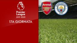 Arsenal - Man City. 17a g.