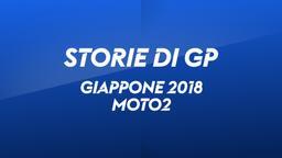 Giappone 2018. Moto2