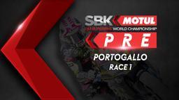 Portogallo Race 1