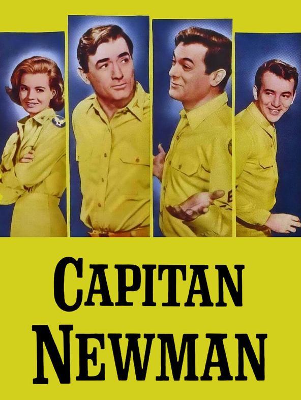Capitan Newman