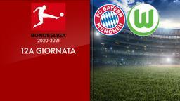 Bayern Monaco - Wolfsburg. 12a g.