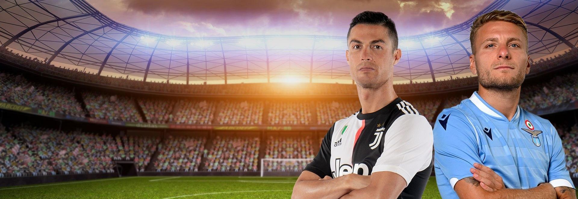 Juventus - Lazio. 34a g.