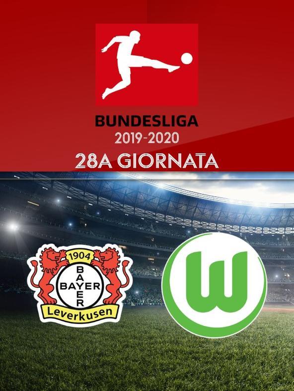Bayer L. - Wolfsburg   (diretta)