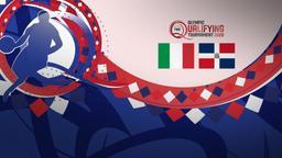 Italia - Repubblica Dominicana