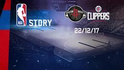 Houston - LA Clippers 22/12/17