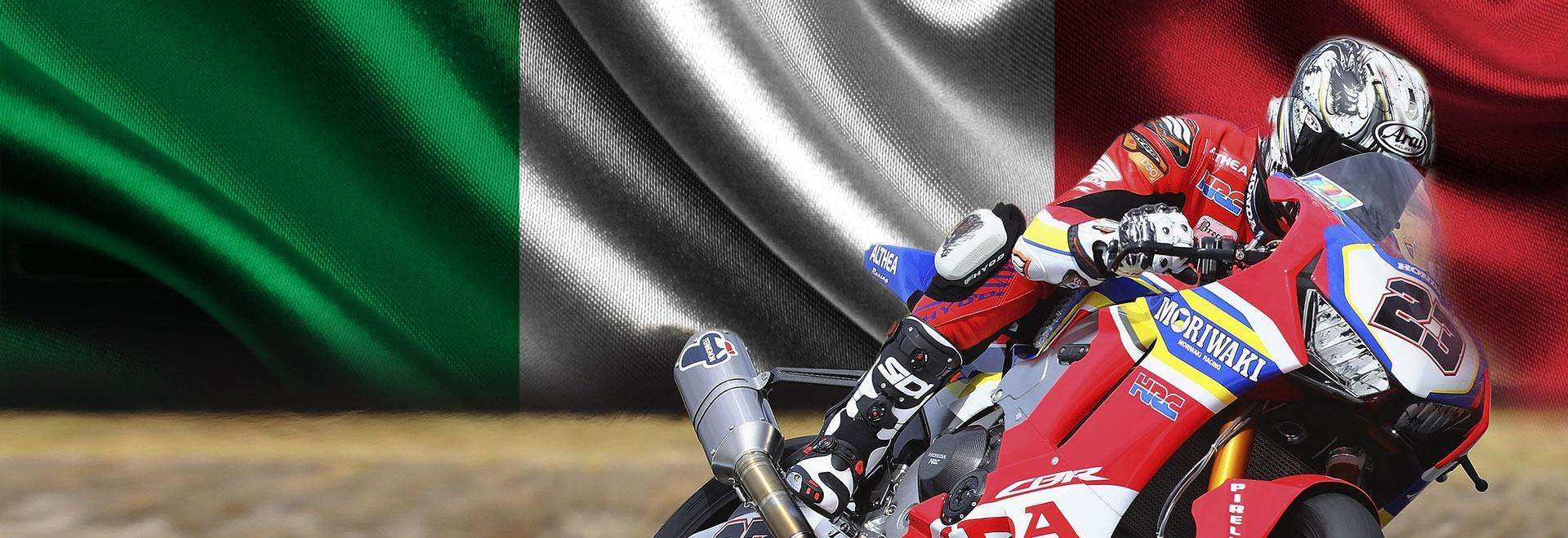Italia. Superpole Race