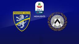 Frosinone - Udinese