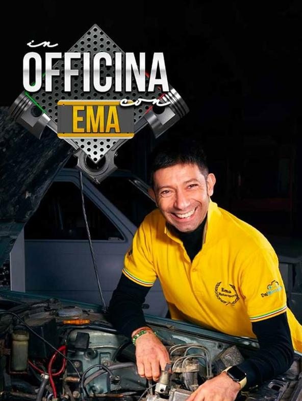 S1 Ep11 - In officina con Ema