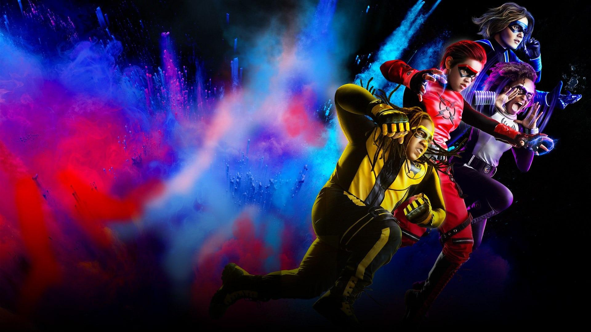Nickelodeon +1 Danger Force