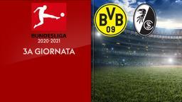 Borussia D. - Friburgo. 3a g.