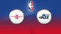 Houston - Utah. Playoff. Gara 5