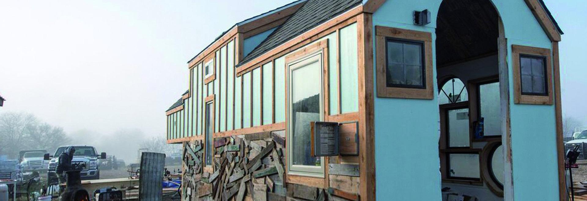 Tiny House - Piccole case per vivere in grande