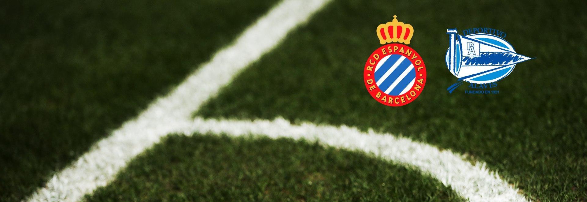 Espanyol - Alaves. 28a g.