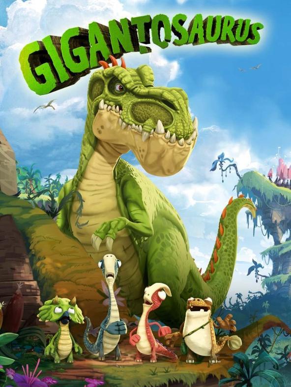 Gigantosaurus-