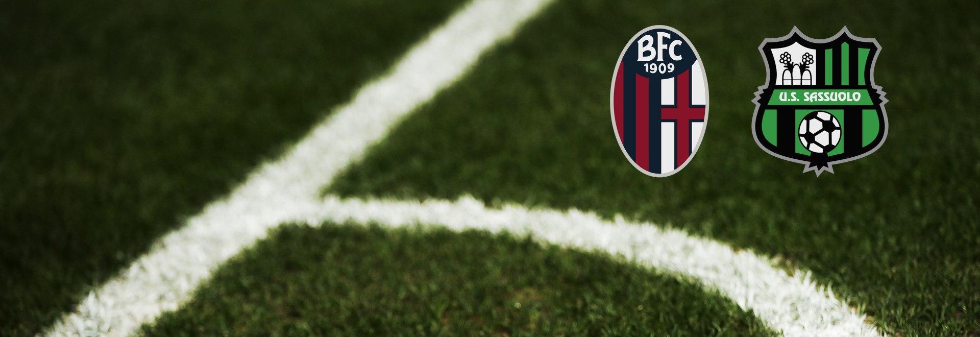 Bologna - Sassuolo. 4a g.