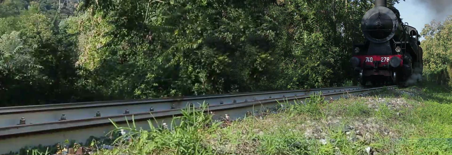 L'Italia del treno