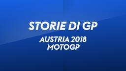 Austria, Spielberg 2018. MotoGP