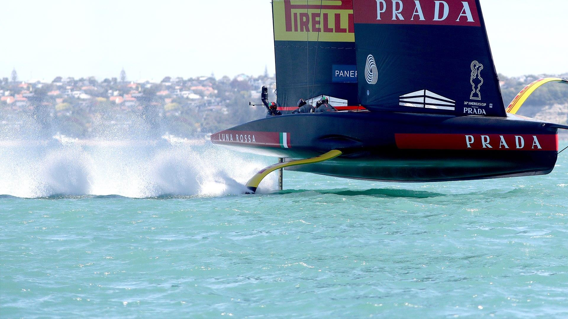 Sky Sport America's Cup HD Challengers for Now 2a parte