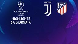 Juventus - Atletico M.