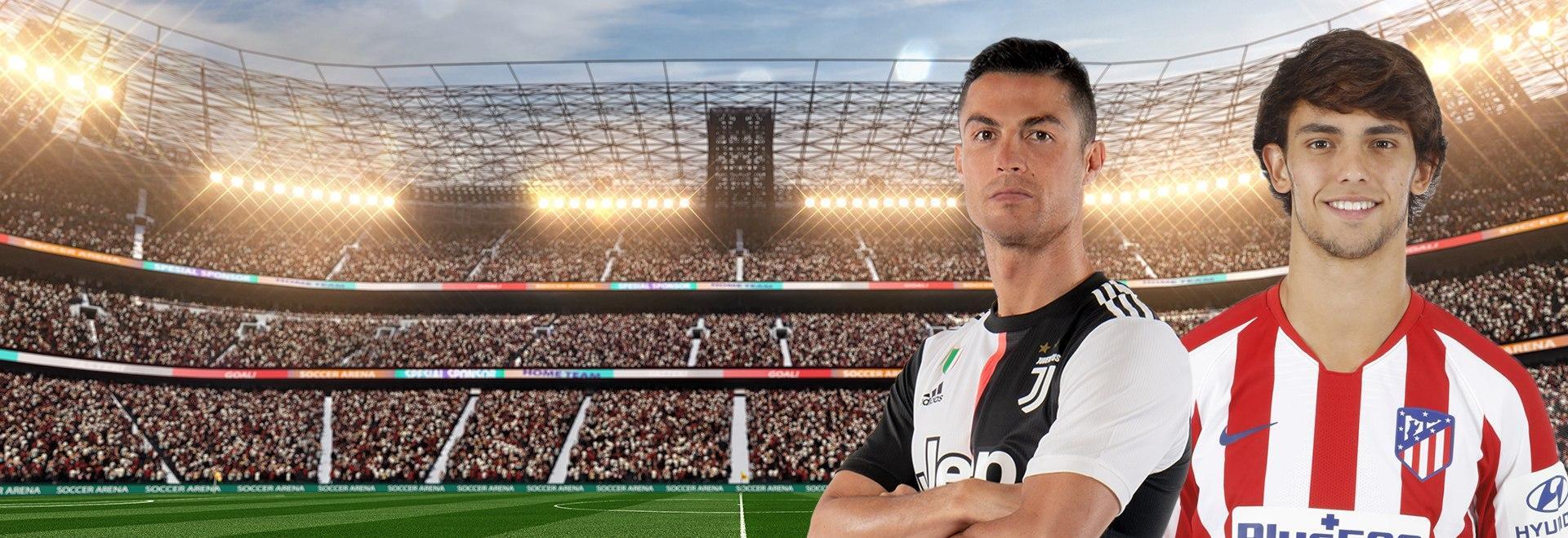 Juventus - Atletico M.. 5a g.