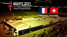 Francia - Svizzera. 1a semifinale