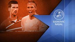 Djokovic - Nadal. Finale M