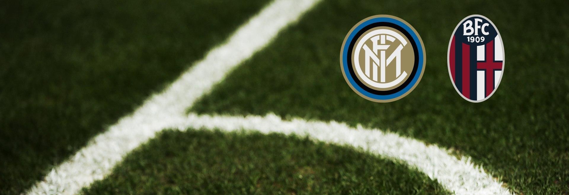 Inter - Bologna. 30a g.