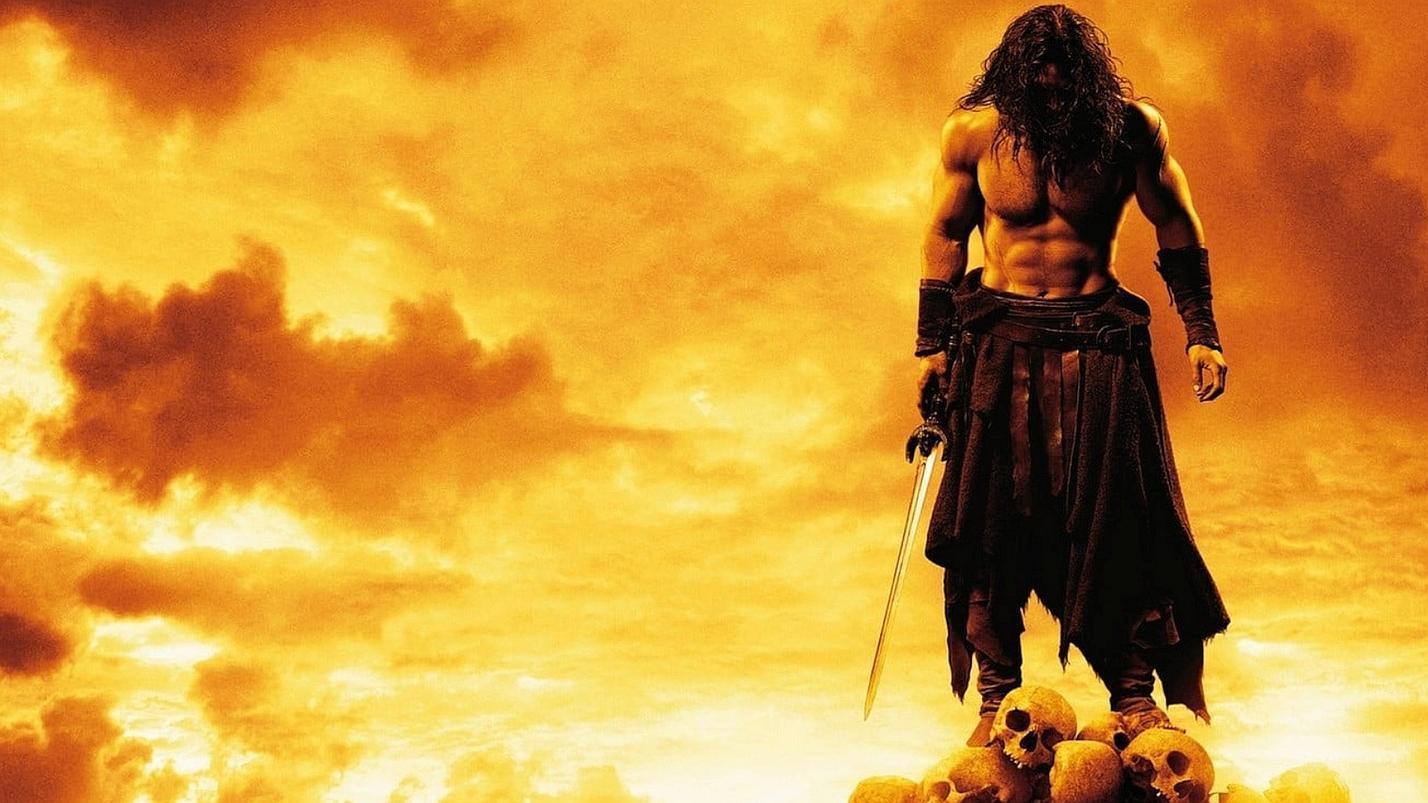 cielo HD Conan the barbarian