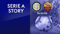 Inter - Roma 30/01/00. 19a g.