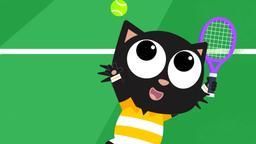 Milo il tennista