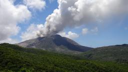 L'eruzione di Montserrat
