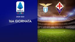Lazio - Fiorentina. 16a g.