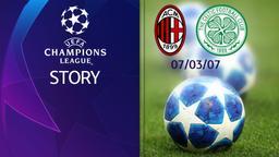 Milan - Celtic 07/03/07